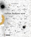 XXX - Italian fashion now /anglais.
