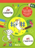 XXX - Je colorie et j'apprends - 4+.
