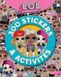 XXX - L.O.L. Surprise ! -300 stickers.