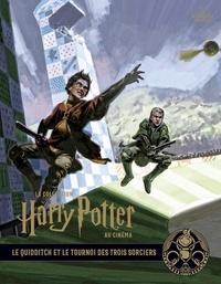 XXX - La collection Harry Potter au cinéma, vol. 7 : Le Quidditch et le tournoi des Trois Sorciers.