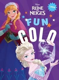 XXX - LA REINE DES NEIGES - Fun colo - Disney.