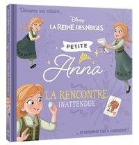 XXX - LA REINE DES NEIGES - Petites Princesses - Anna - Disney.