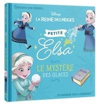 XXX - LA REINE DES NEIGES - Petites Princesses - Elsa - Disney.