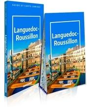 XXX - Languedoc-Roussignon (guide et carte laminée).