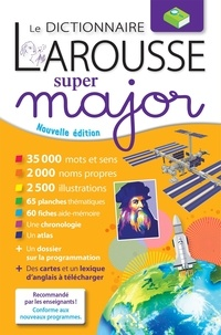 XXX - Larousse dictionnaire super major Maghreb.