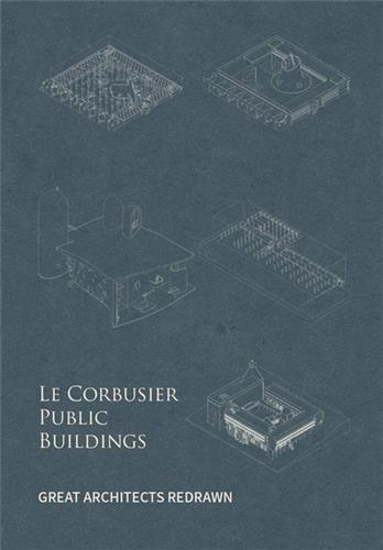 XXX - Le Corbusier Public Architecture 80 /anglais.