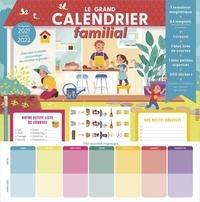 XXX - Le grand calendrier familial 2021-2022.