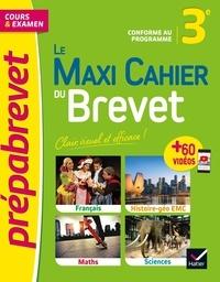 XXX - Le Maxi Cahier du Brevet - Prépabrevet 2022 - cours, quiz, sujets & vidéos.