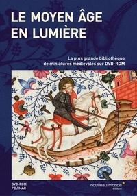 XXX - Le Moyen Âge en lumière (DVD-ROM) - Miniatures médiévales des bibliothèques de France.