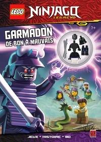 XXX - Lego ninjago garmadon de bon a mauvais.