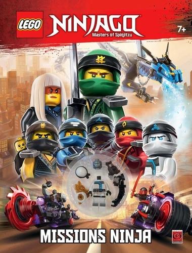 Lego Ninjago Missions Ninja