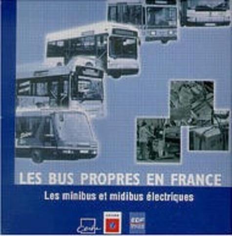 XXX - Les bus propres en France : les minibus et midibus électriques (CD-ROM).