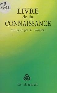 XXX - Livre de la connaissance.