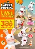 XXX - Livre stickers Lapins Crétins - Tome 2.