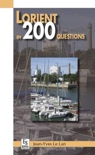XXX - Lorient en 200 questions.