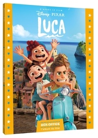 XXX - LUCA - Box-Office - L'Album du Film - Disney Pixar.