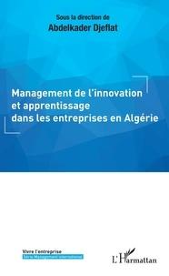 Ebooks à télécharger pour télécharger une version en allemand Management de l'innovation et apprentissage dans les entreprises en Algérie  par XXX