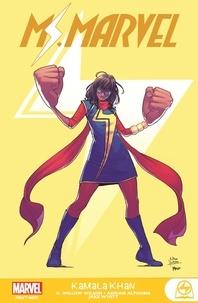 XXX - Marvel Next Gen - Ms Marvel T01: Métamorphose.