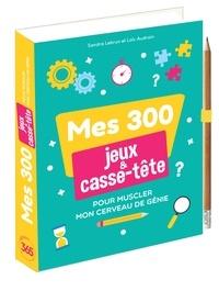 XXX - Mes 300 jeux et casse-tête.
