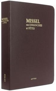 XXX - Missel traditionnel de voyage des dimanches et fêtes - Missel de 1962 Latin-Francais.