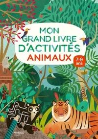 XXX - Mon grand livre d'activités - animaux.