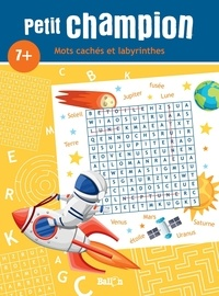 XXX - Mots cachés et labyrinthes 7+.