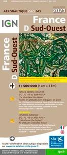 XXX - Oaci 943 sud-ouest - 1 : 500 000.