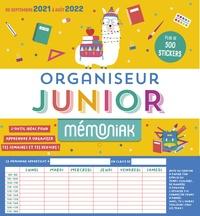 XXX - Organiseur Junior Mémoniak 2021-2022.
