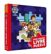 XXX - Pat' Patrouille-Mon grand livre puzzle.