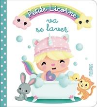 XXX - Petite licorne va se laver.