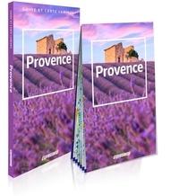 XXX - Provence (guide et carte laminée).