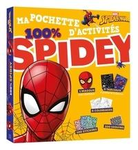 XXX - SPIDER-MAN - Ma Pochette d'Activités 100 % Spidey - Marvel - 100% Spidey.