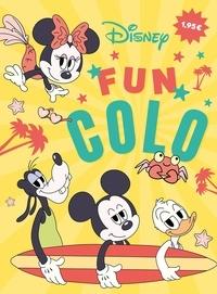XXX - STANDARD CHARACTERS - Fun colo - Disney.