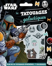 XXX - STAR WARS - Pochette Les Ateliers - Tatoos.