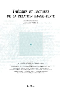 XXX - Théories et lectures de la relation image-texte.