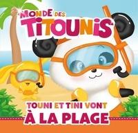 XXX - Titounis -  Touni et Tini vont à la plage.