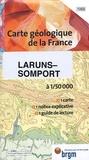 Y Ternet et C Majesté-Menjoulàs - Laruns-Somport - 1/50 000.