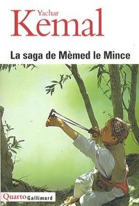 Yachar Kemal - La saga de Mèmed le Mince.