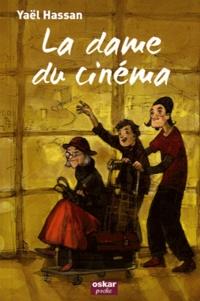 Yaël Hassan - La dame du cinéma.