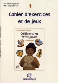 Célébrons les fêtes juives - Cahier dexercices et de jeux 2.pdf