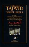 Yahia Al Ghouthani - Les règles du Tajwid simplifiées, niveau 1 - Manuel d'apprentissage destiné aux élèves des écoles coraniques.