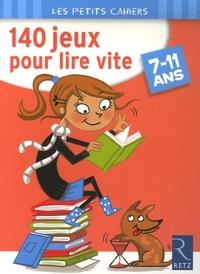Livres électroniques à télécharger en pdf 140 jeux pour lire vite  - 7-11 ans 9782725626673 iBook par Yak Rivais