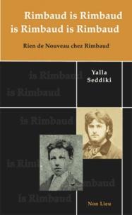 Galabria.be Rimbaud is Rimbaud is Rimbaud is Rimbaud - Rien de nouveau chez Rimbaud Image