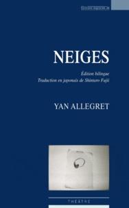 Yan Allégret - Neiges.