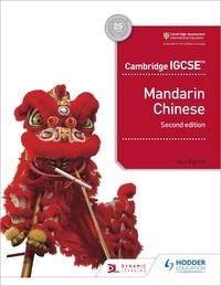 Yan Burch - Cambridge IGCSE Mandarin Chinese Student's Book 2nd edition.