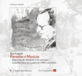 Yan Cozian - Paraulas e Musicas - Edition bilingue français-gascon.