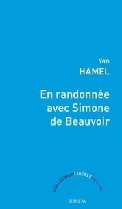 Yan Hamel - En randonnée avec Simone de Beauvoir.