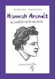 Yan Marchand et Anastassia Elias - Hannah Arendt transforme le monde.