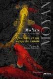 Yan Mo - Quarante et un coups de canon.