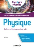 Yan Picard - Physique - Outils et méthodes pour réussir la L1.